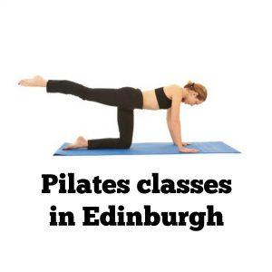 Pilates Classes in Edinburgh