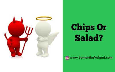 Chips Or Salad?