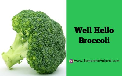 Well Hello Broccoli