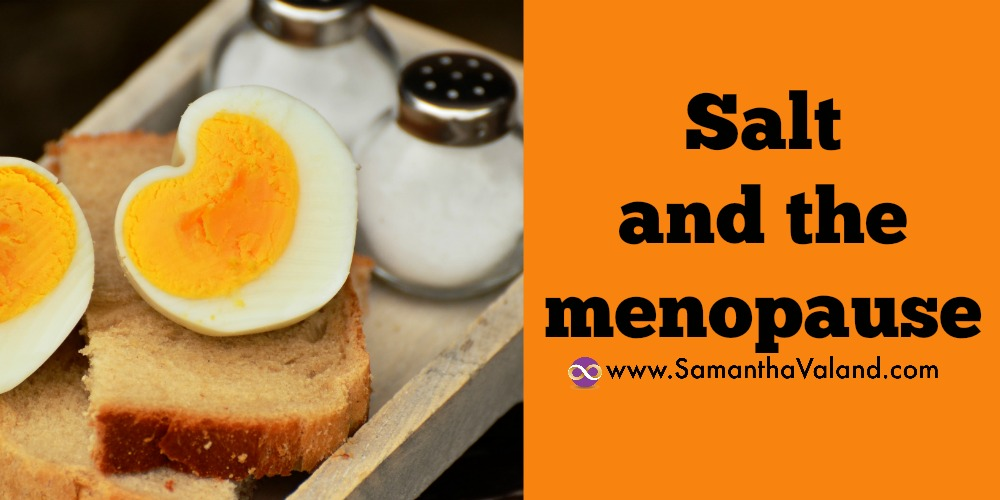 Salt and the menopause
