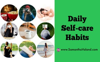 Daily Self-care Habits