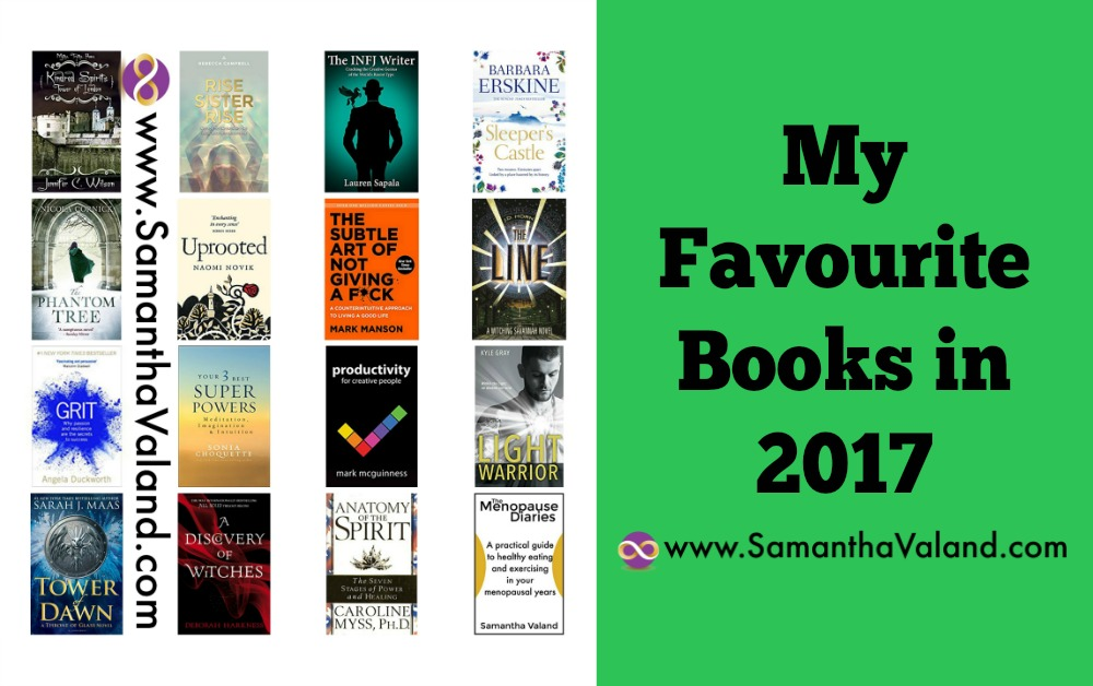My Favourite Books in 2017