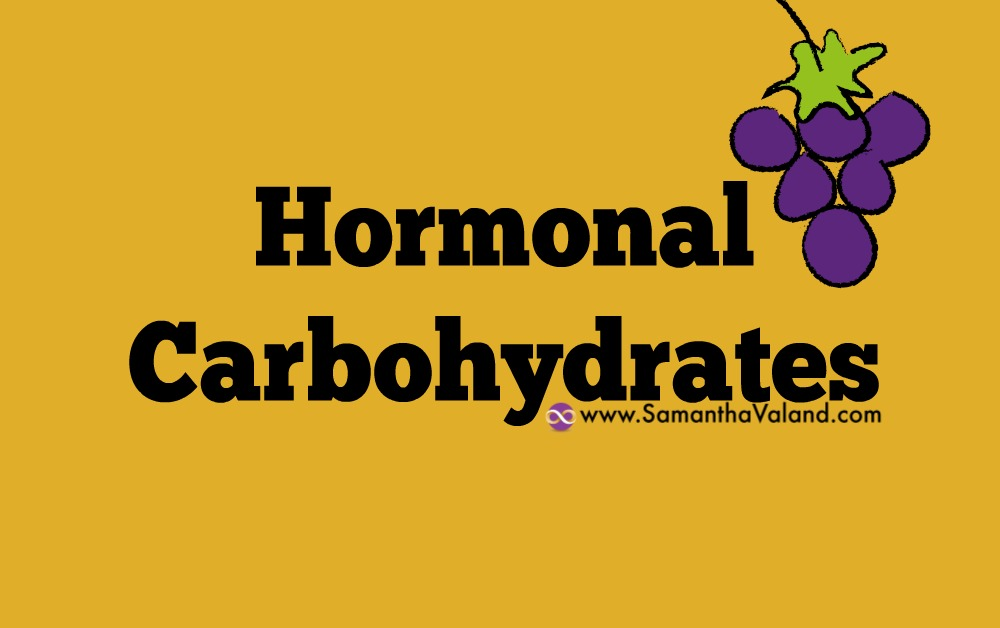 ME-Hormonal Carbohydrates