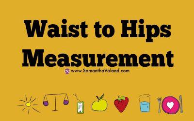 Waist to Hip ratio (WTH)
