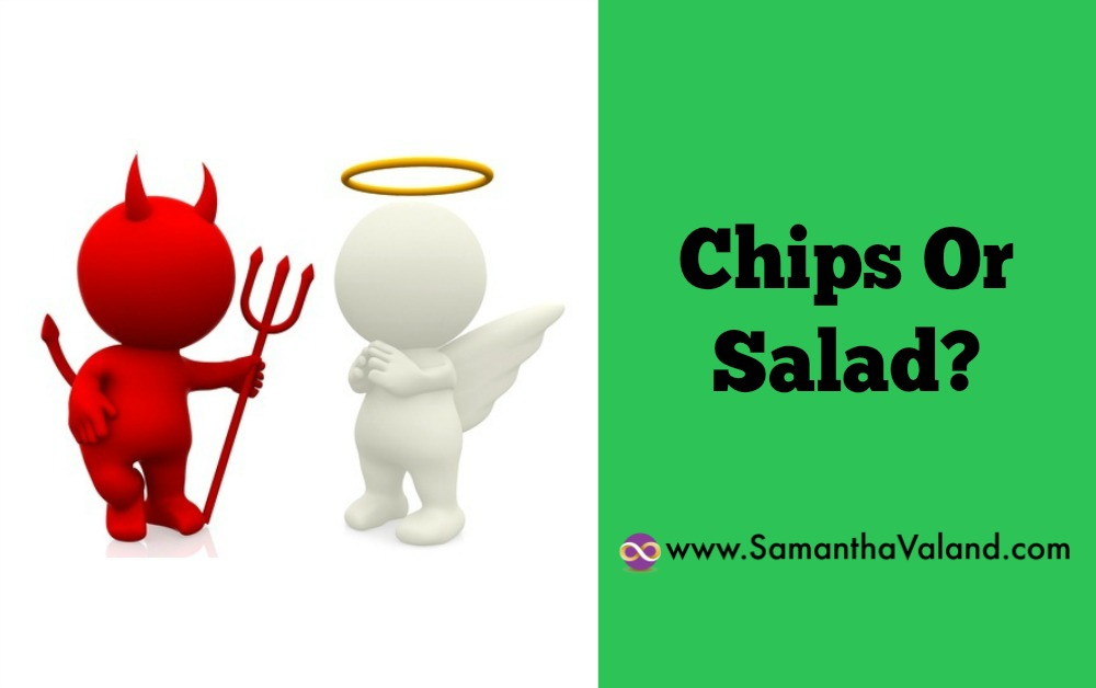 Chips Or Salad?