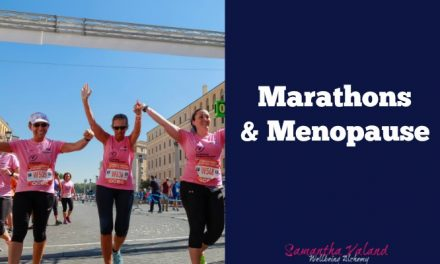 Marathons And Menopause