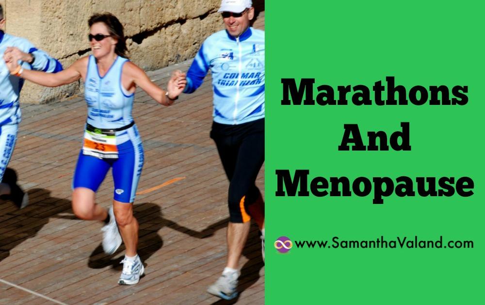 Marathons And Menopause