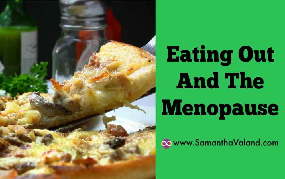 Eating Out And The Menopause-PizzaExpress
