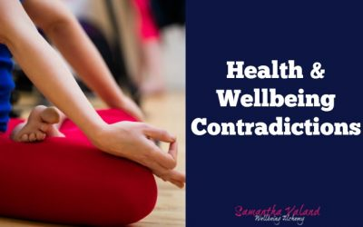 Health And Wellbeing Contradictions