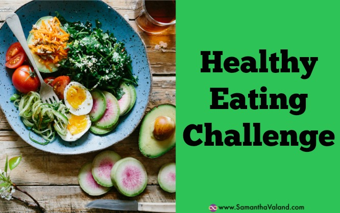 Healthy Eating Challenge